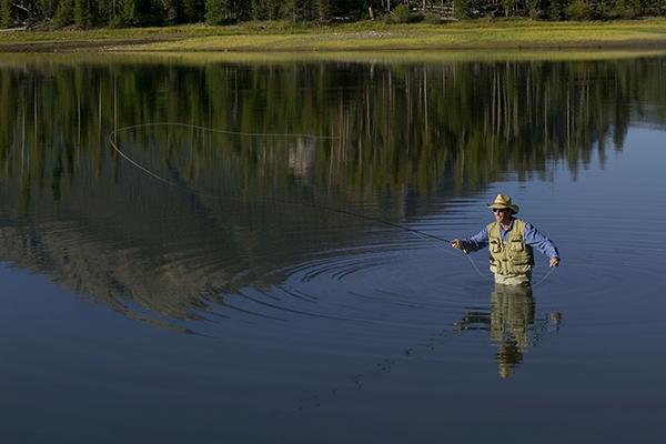 Johnson Brothers idaho falls fly fishing