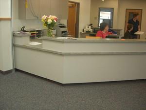 Interior Entrance Work