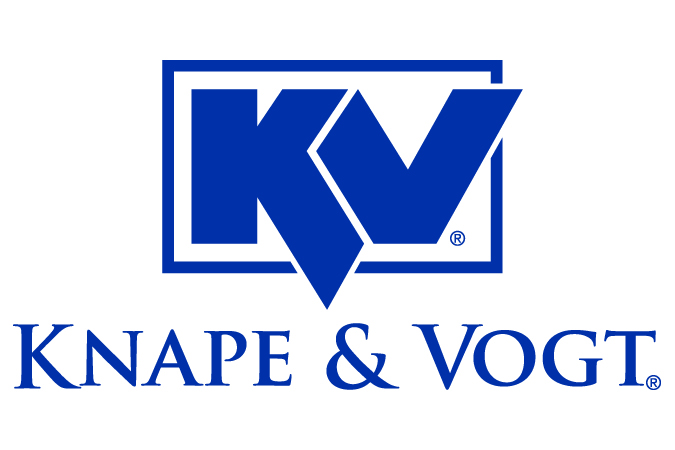 Knape and Vogt door and drawer slide hardware