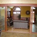 interior doors - sliding glass
