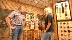 Chris_customer_door_hardware_IdahoFalls