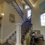 Stairs and custom bannisters